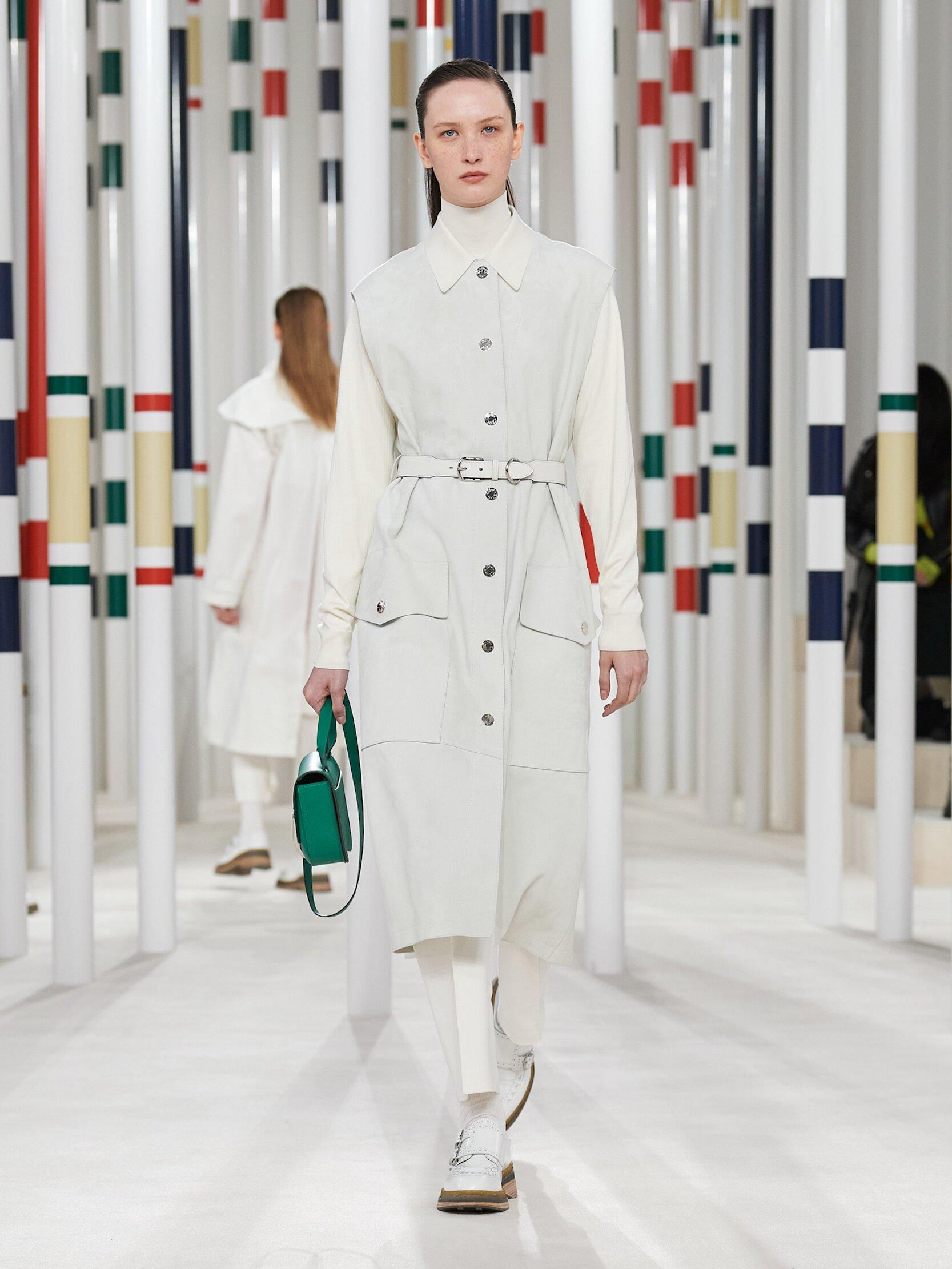 Winter 2020 Woman Trends Hermès