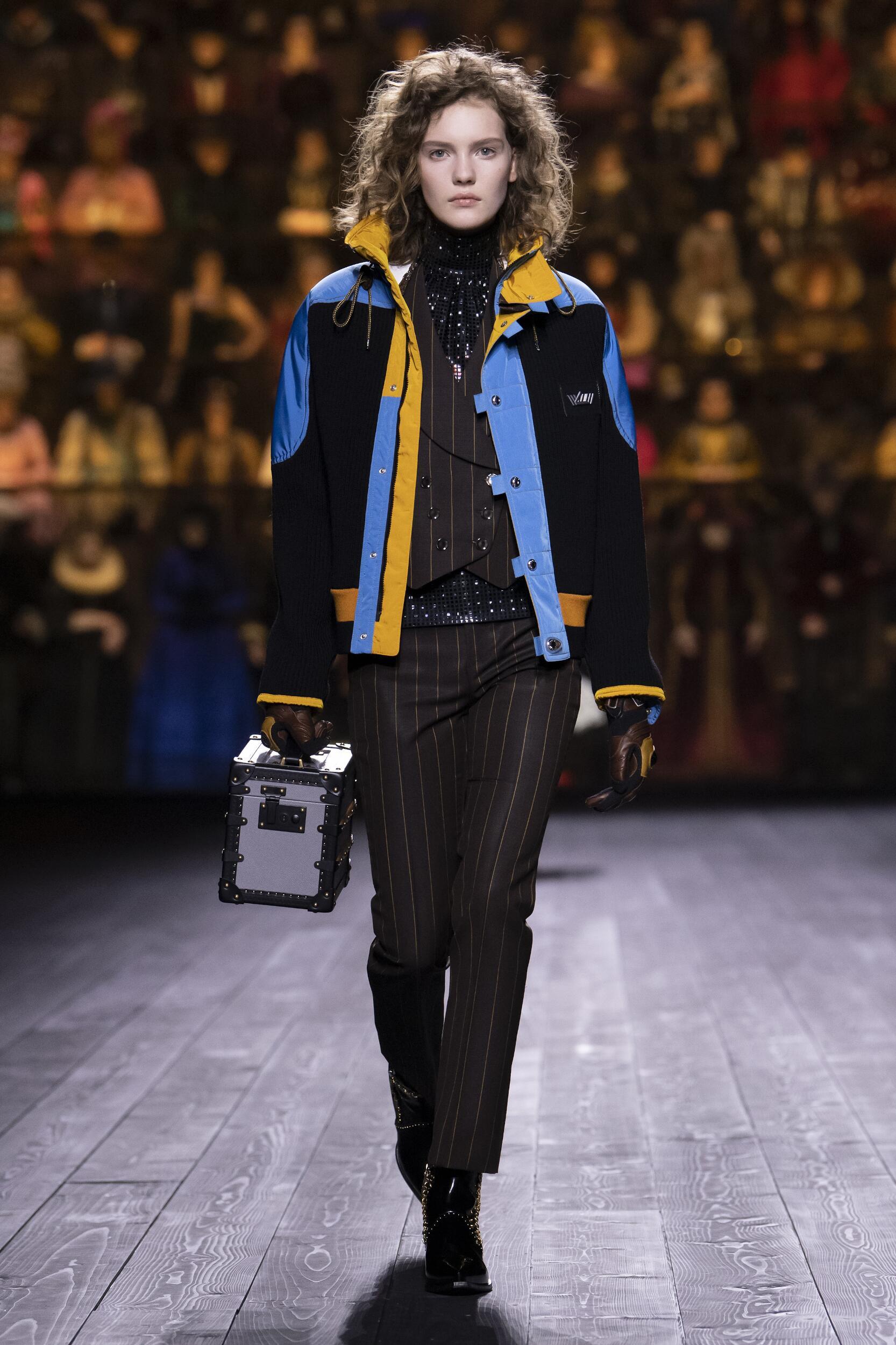 Winter 2020 Woman Trends Louis Vuitton