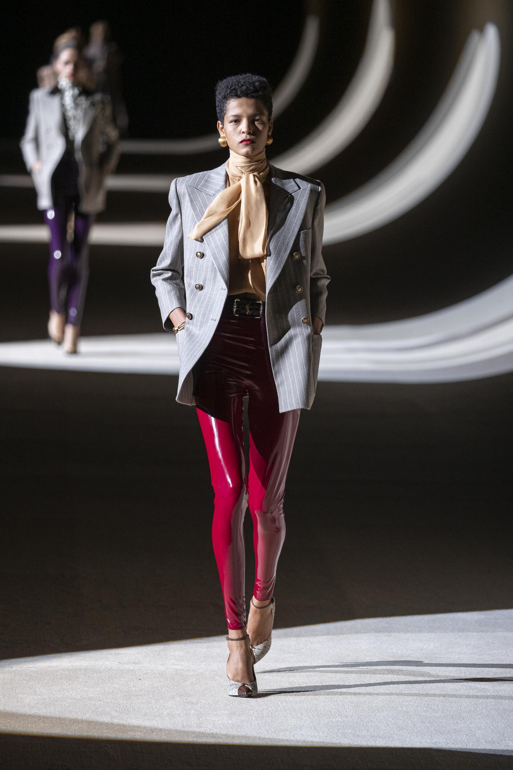 Winter 2020 Woman Trends Saint Laurent