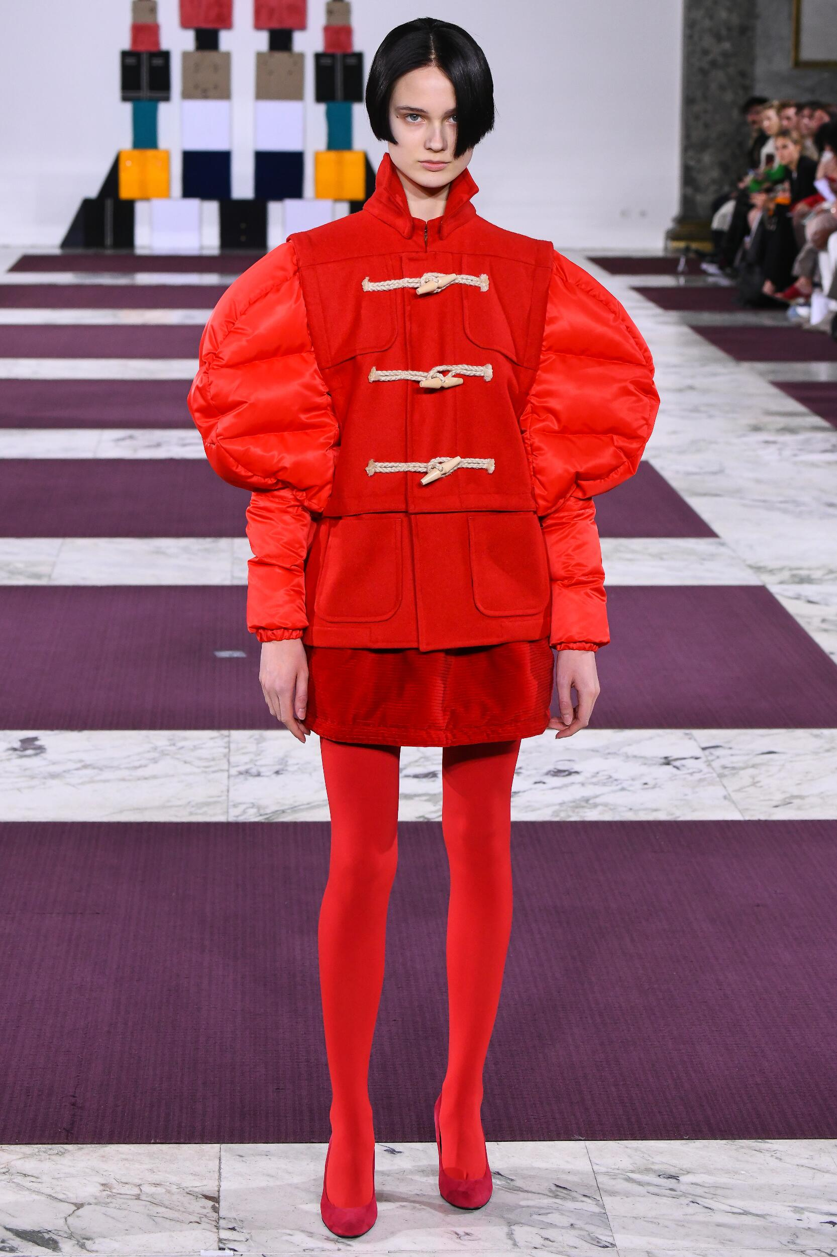 Woman FW 2020 Anrealage