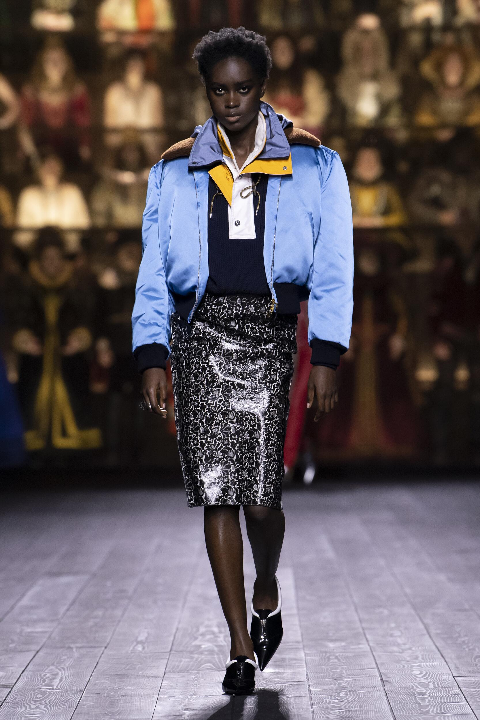 Woman FW 2020 Louis Vuitton