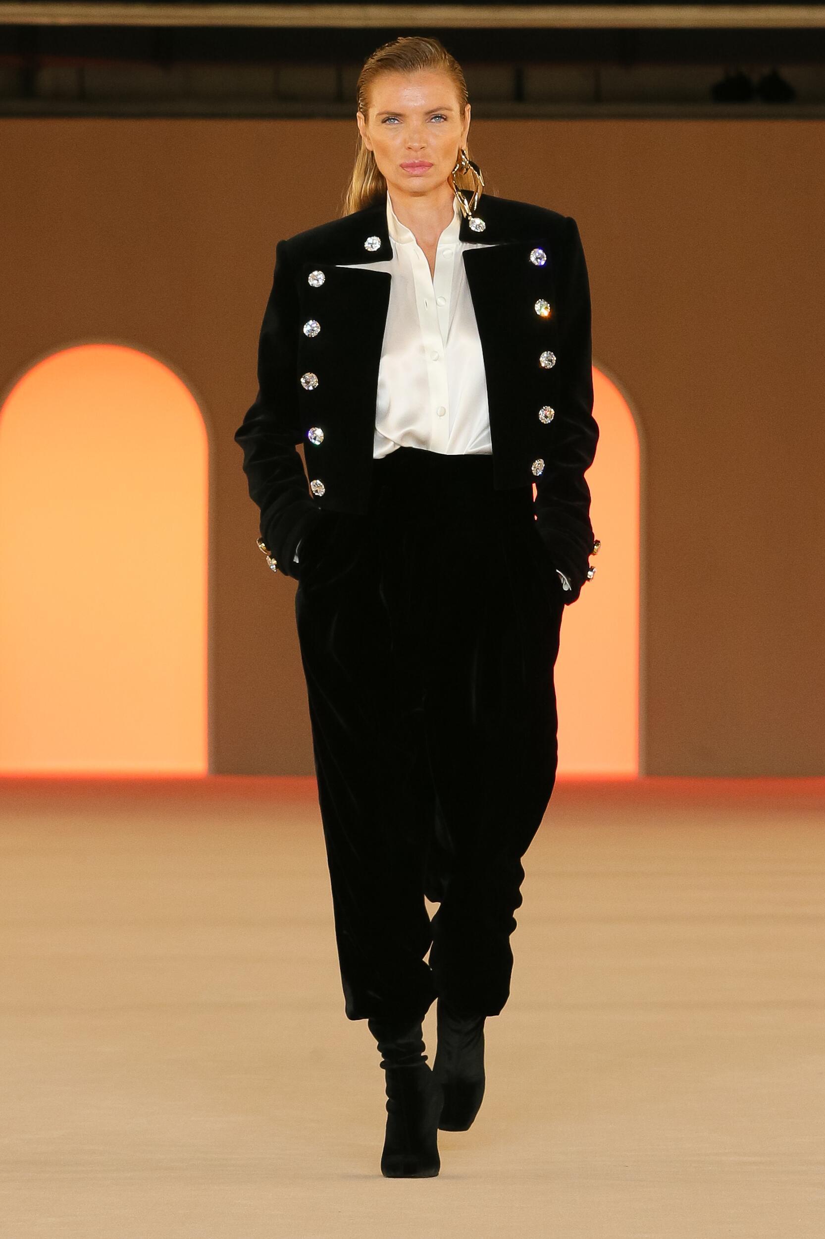 Woman Fashion 2020 Style Balmain