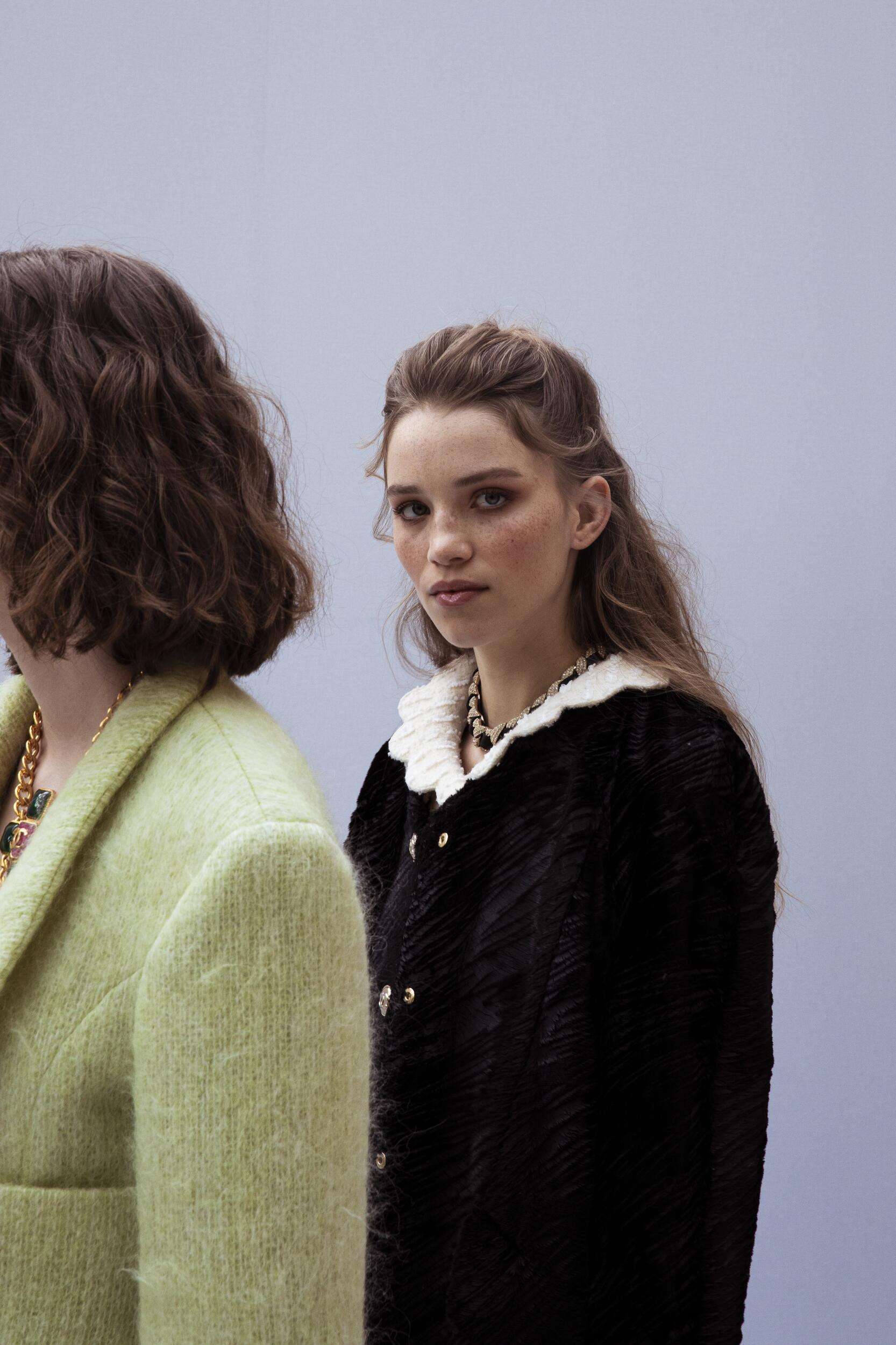 Womenswear 2020 Backstage Chanel