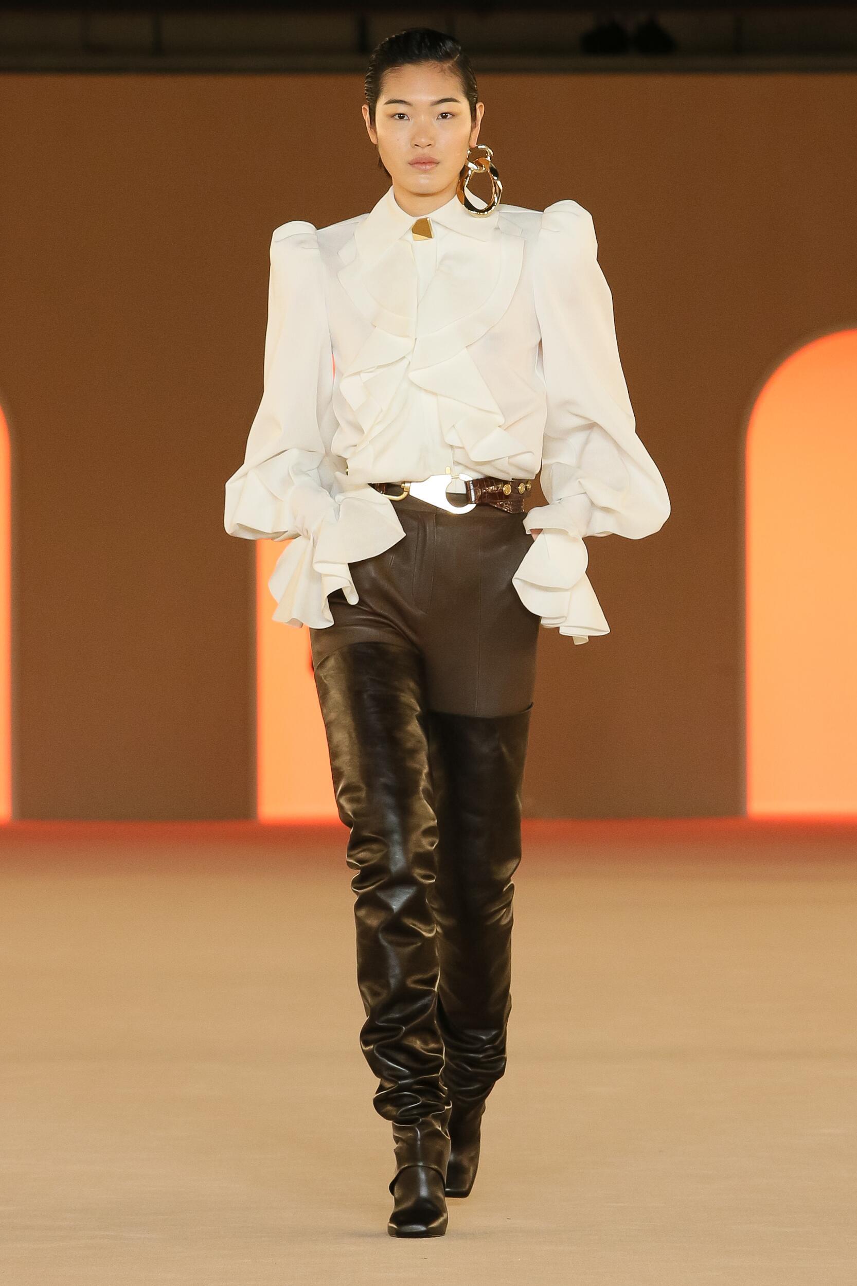 Womenswear FW Balmain 2020