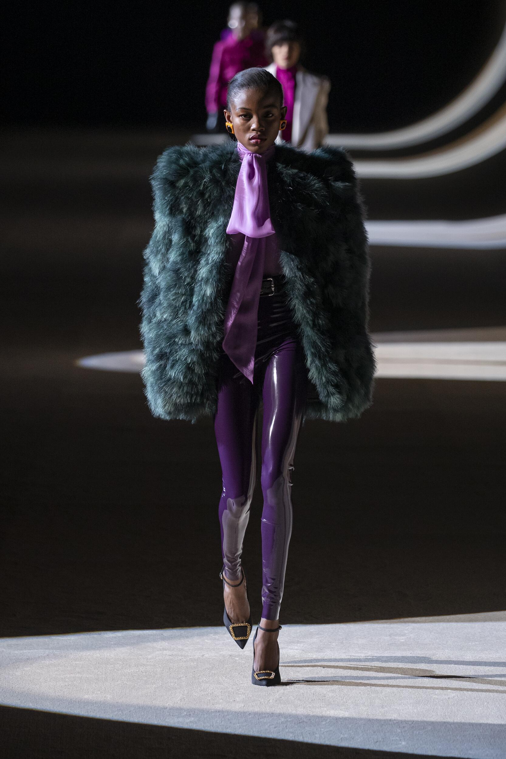 Womenswear FW Saint Laurent 2020