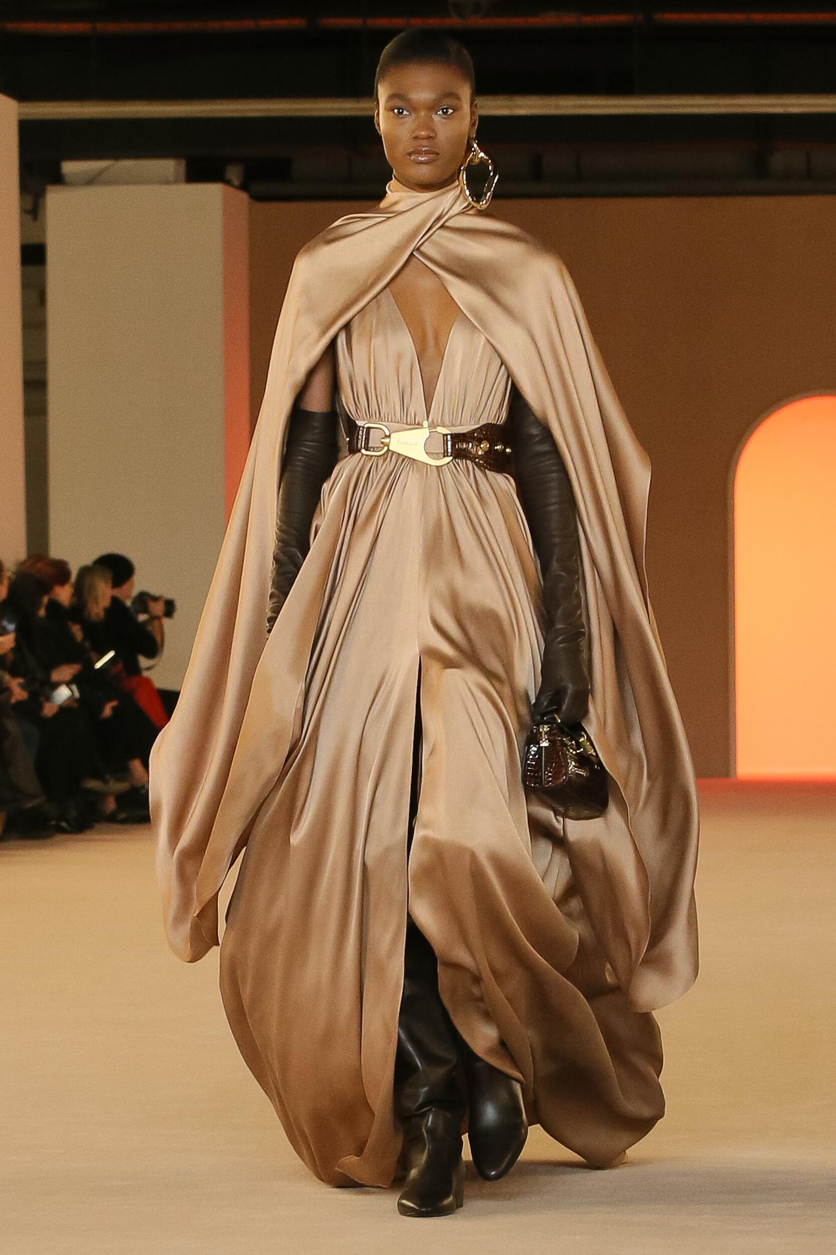 Womenswear Fall Winter Balmain 2020 Trends