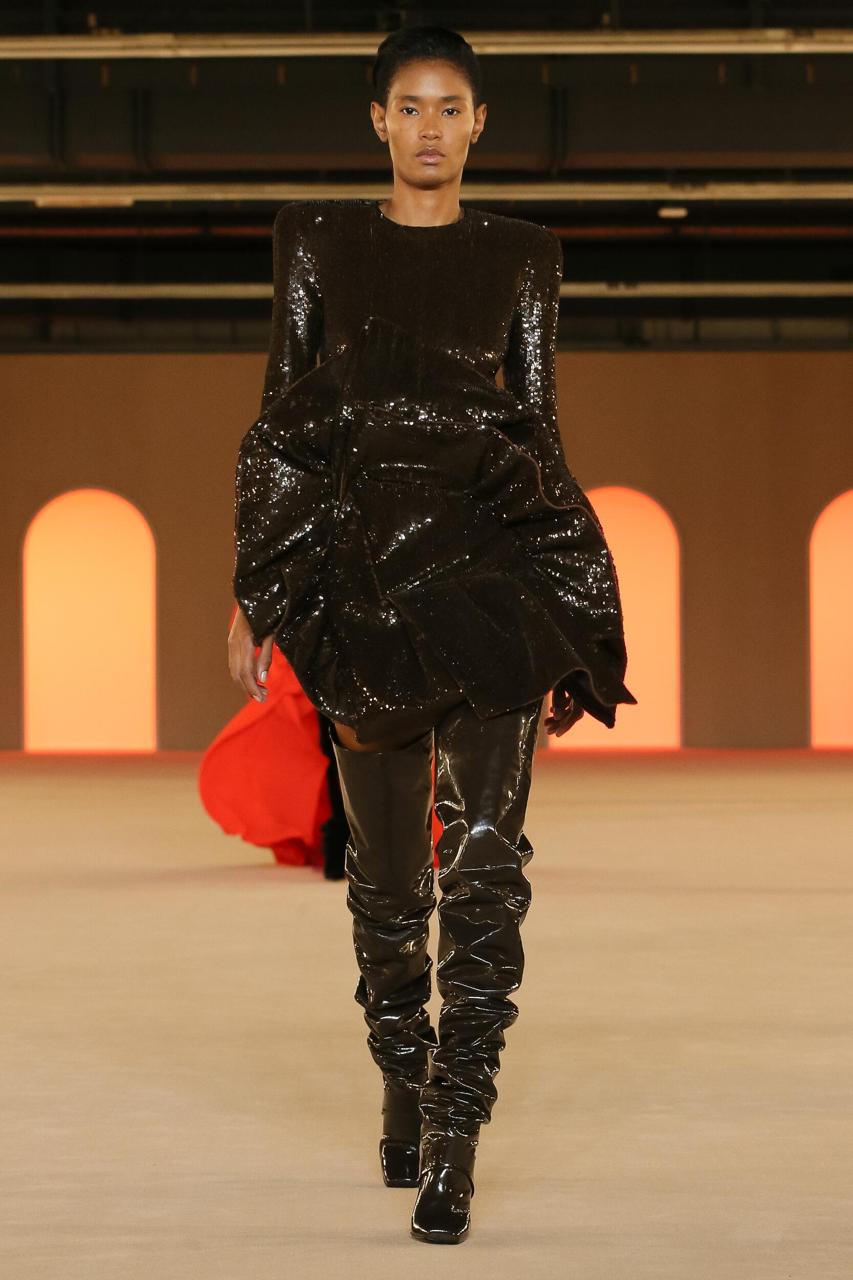 Womenswear Fall Winter Balmain 2020