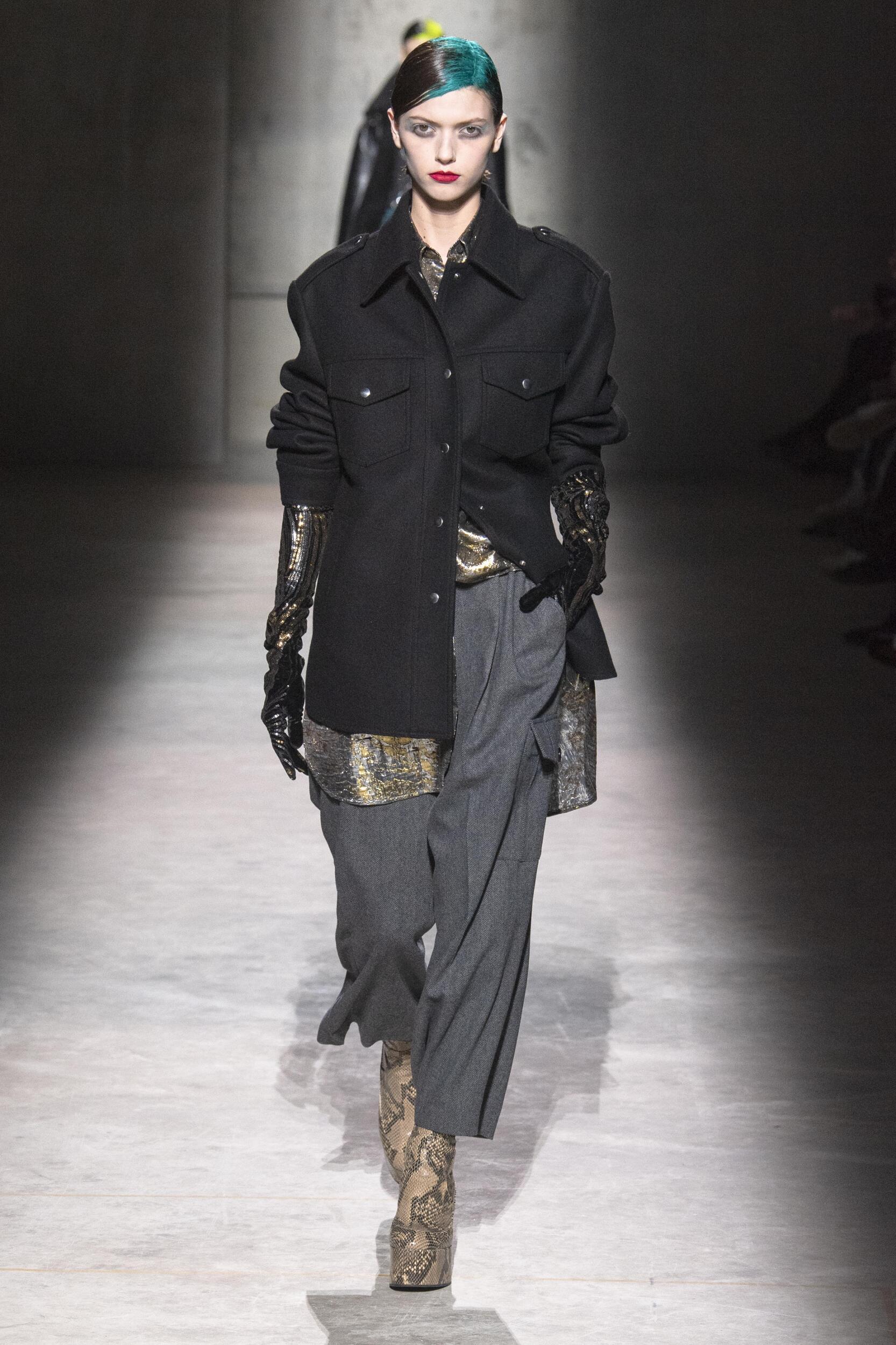Womenswear Fall Winter Dries Van Noten 2020