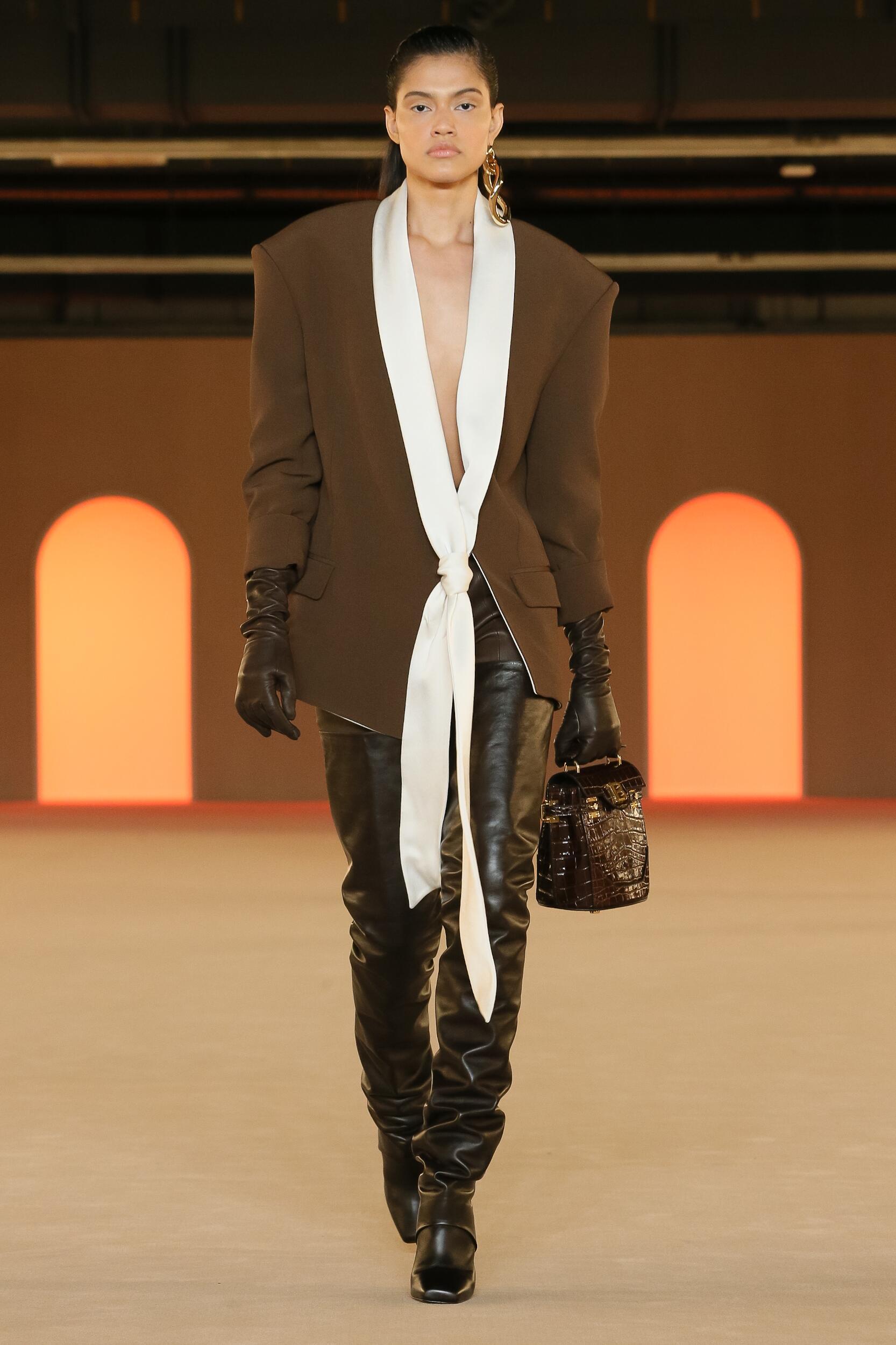 Womenswear Winter Balmain 2020