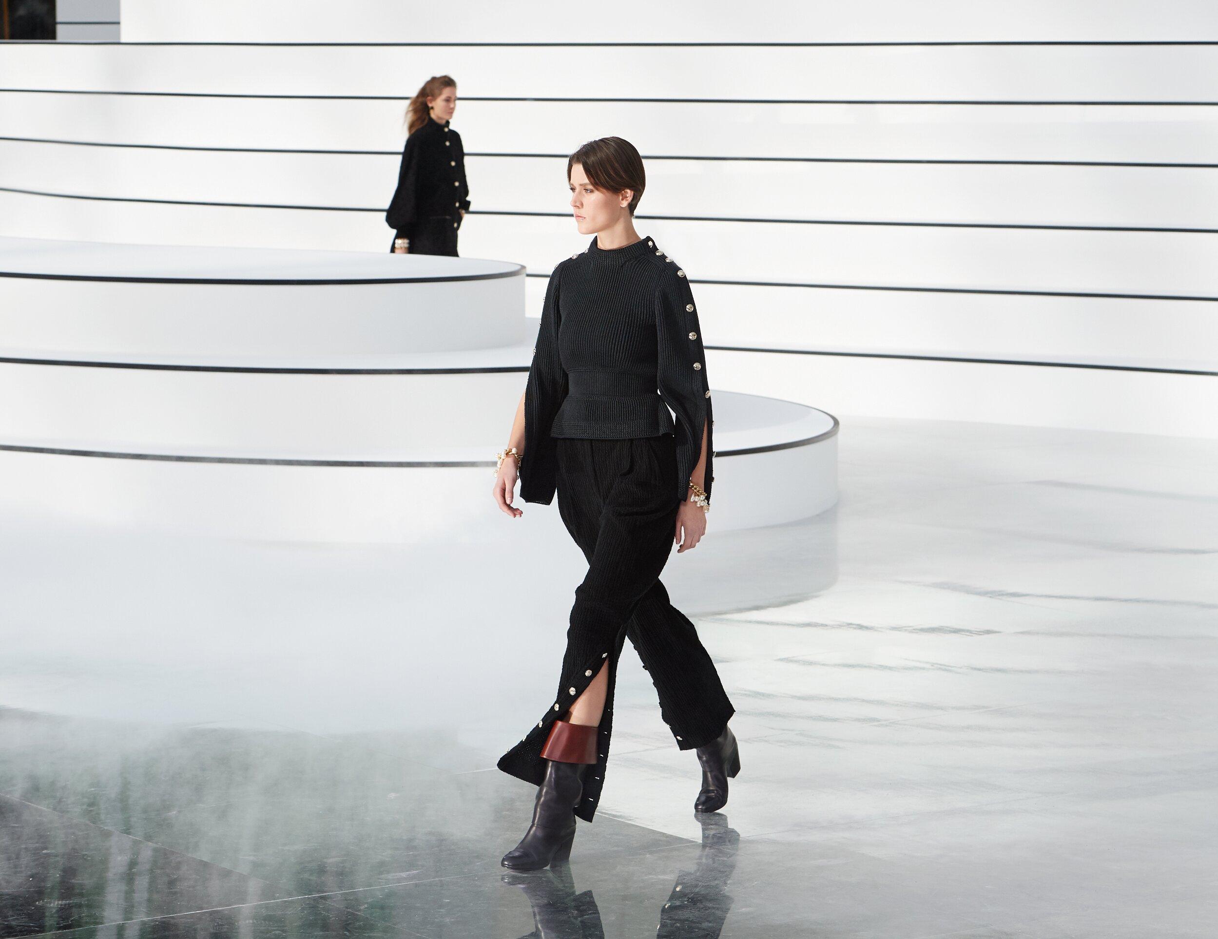 Womenswear Winter Chanel 2020