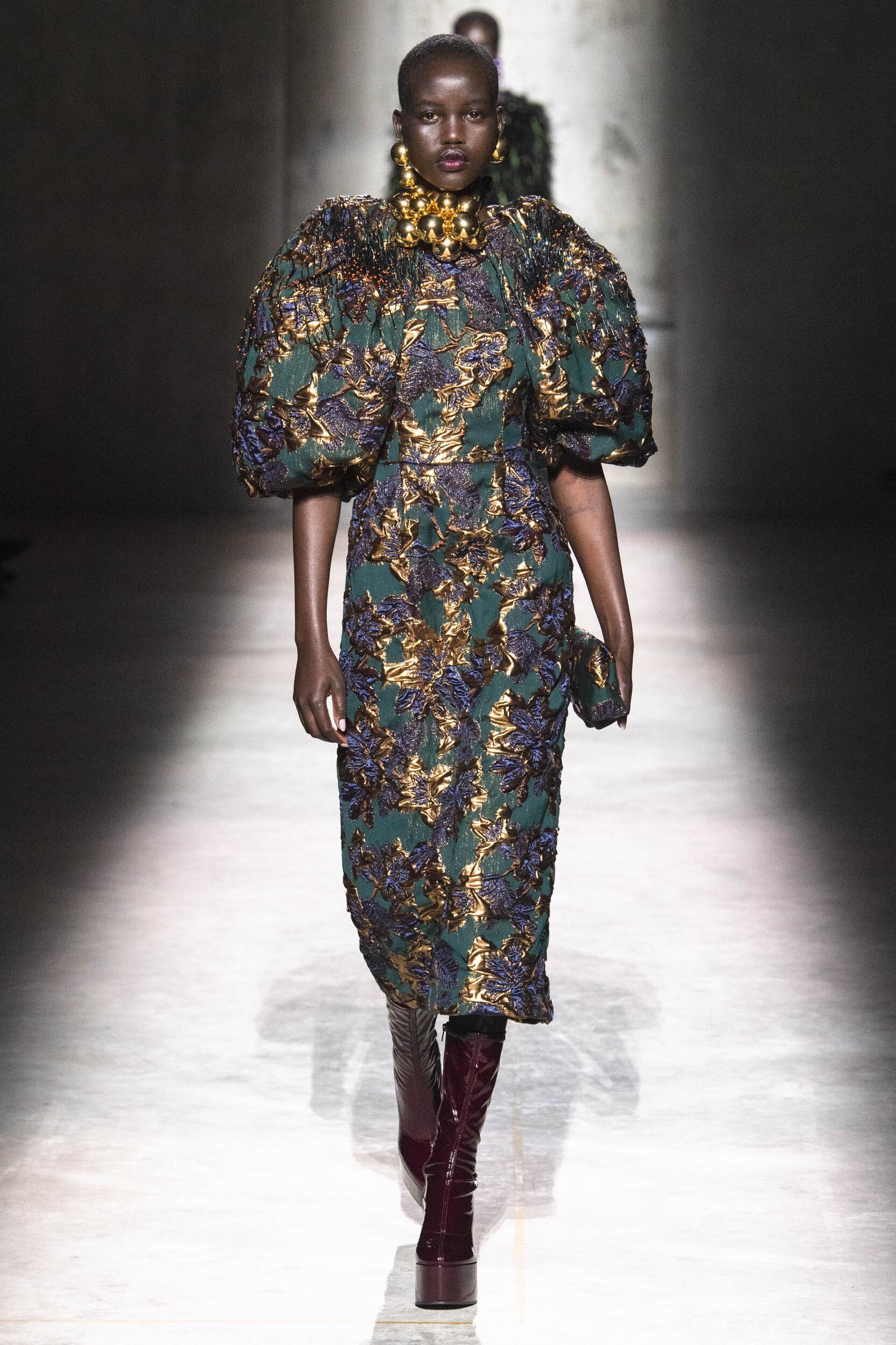 Womenswear Winter Dries Van Noten 2020