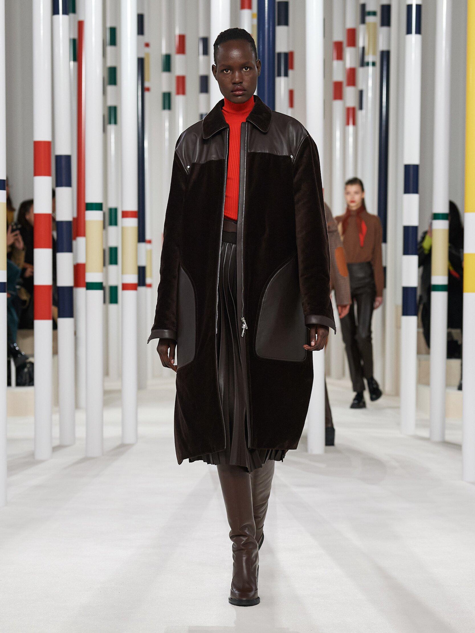 Womenswear Winter Hermès 2020