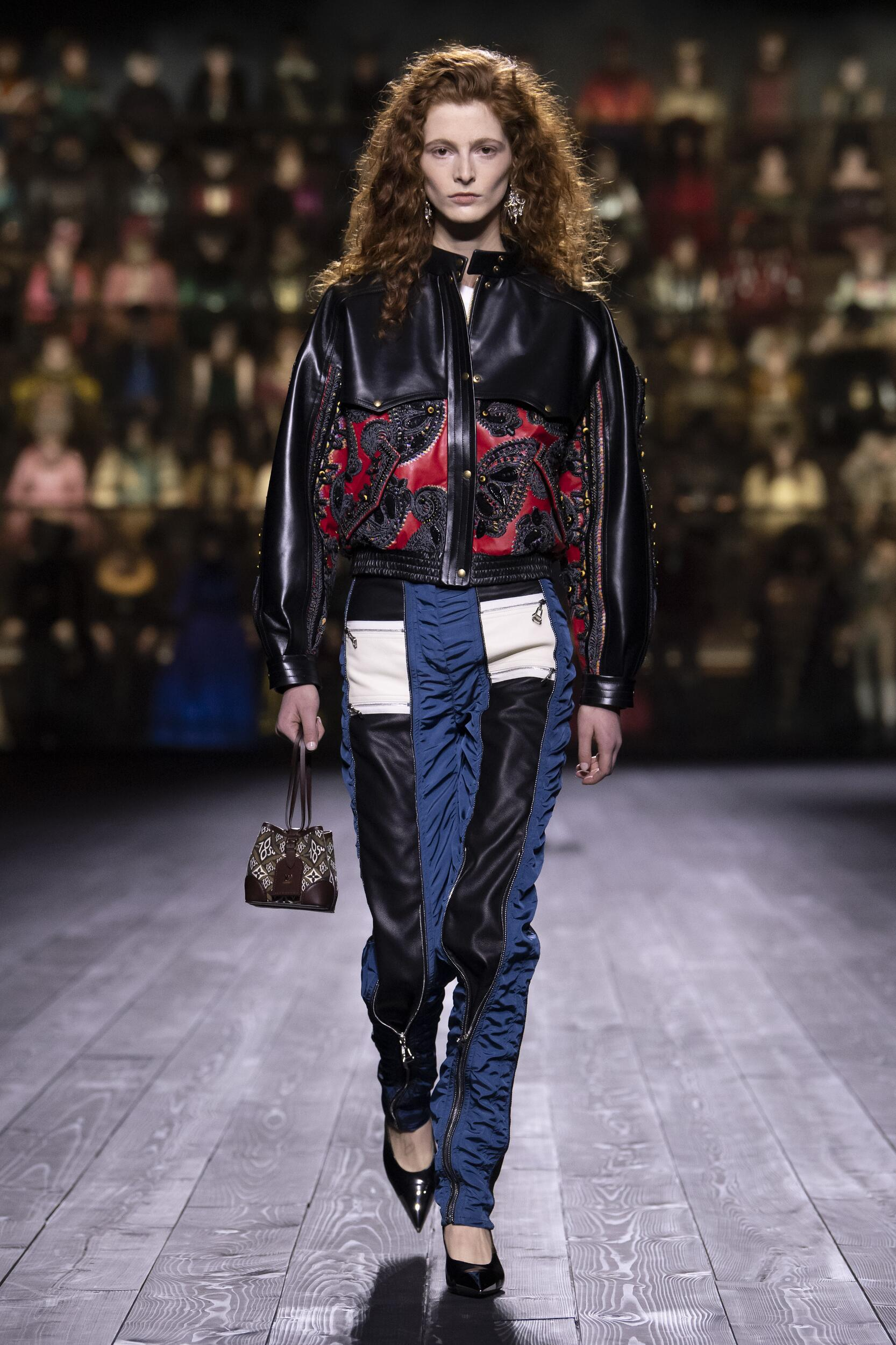 Womenswear Winter Louis Vuitton 2020