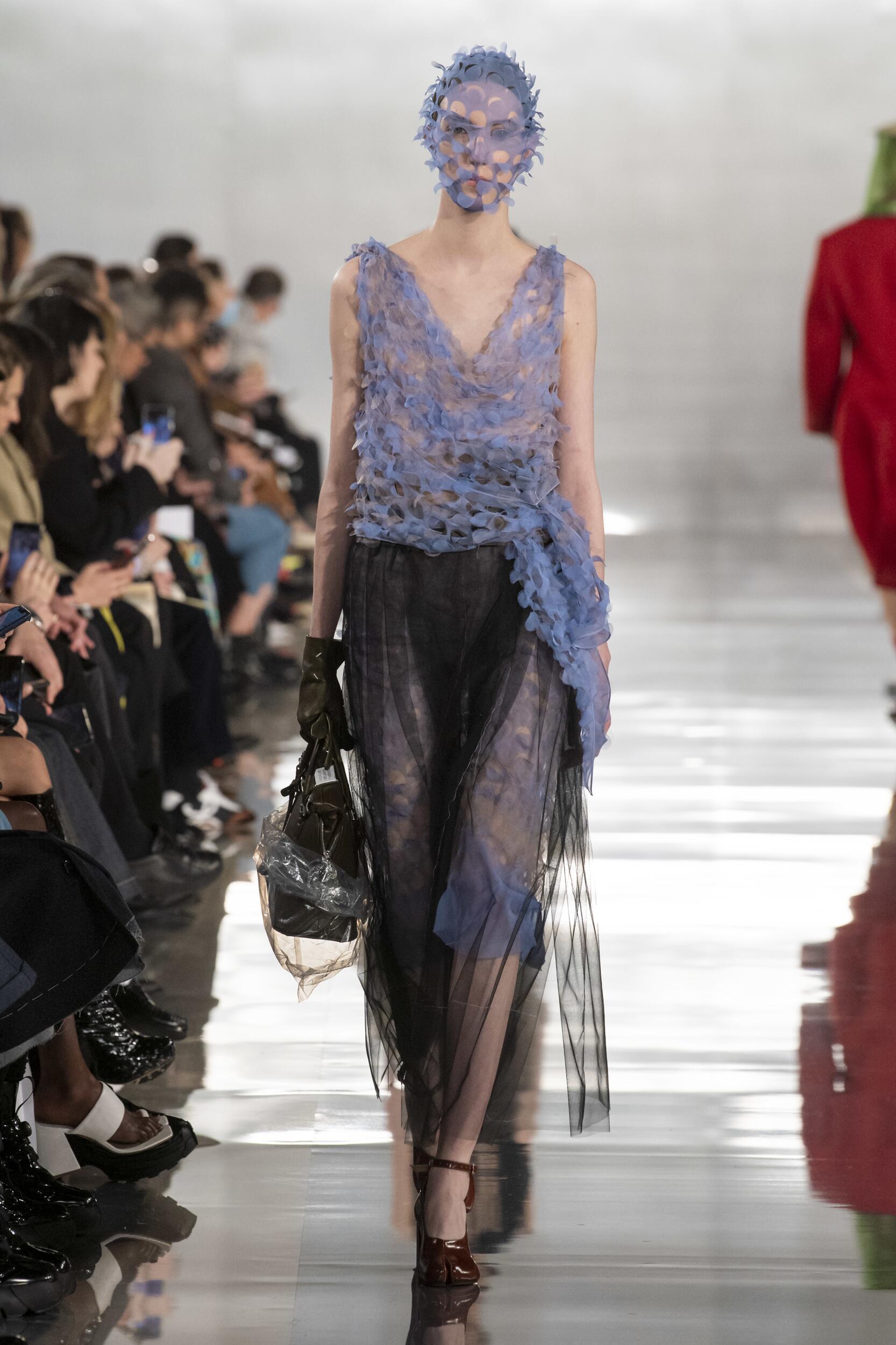 Womenswear Winter Maison Margiela 2020