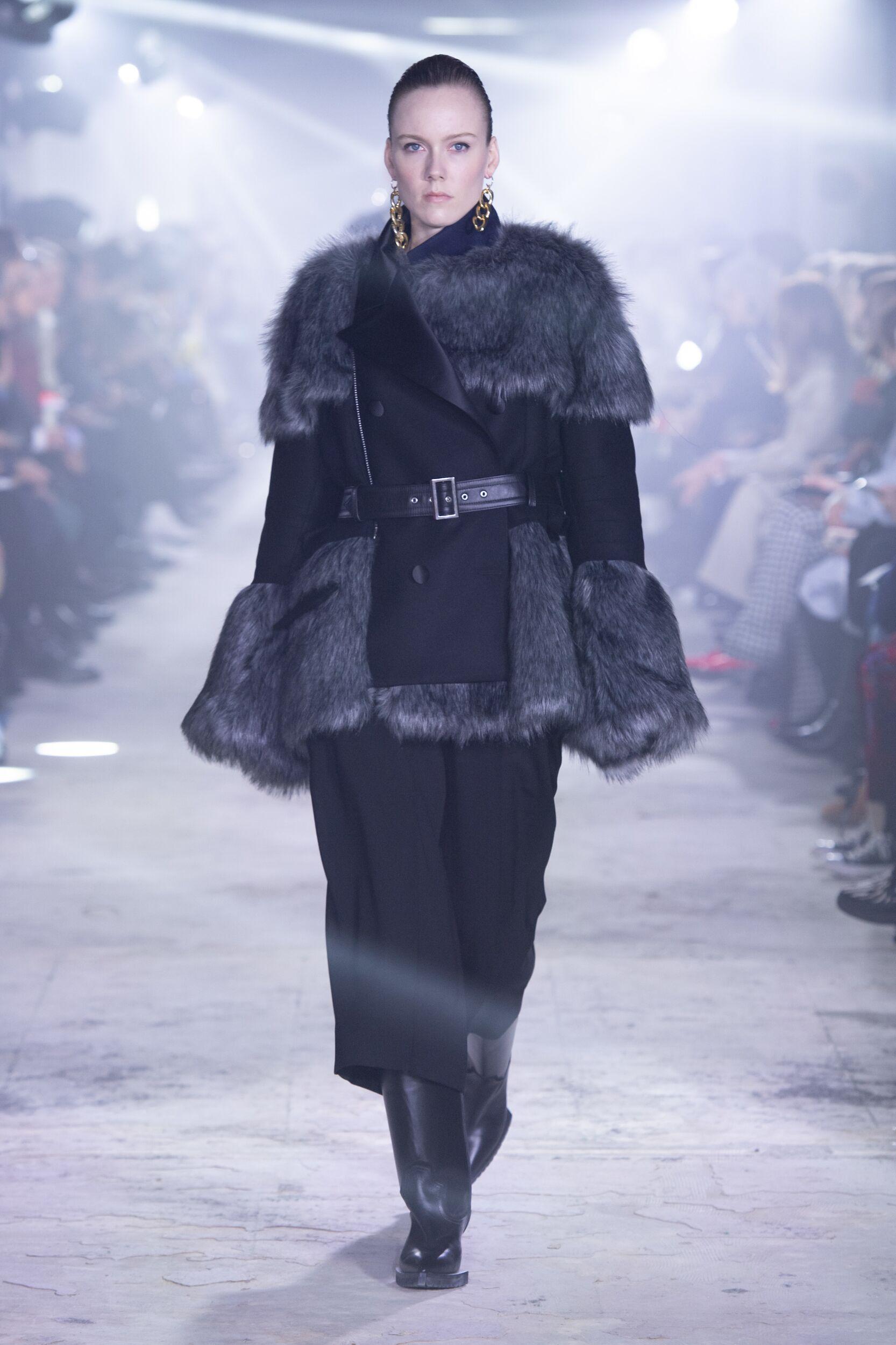 Womenswear Winter Sacai 2020