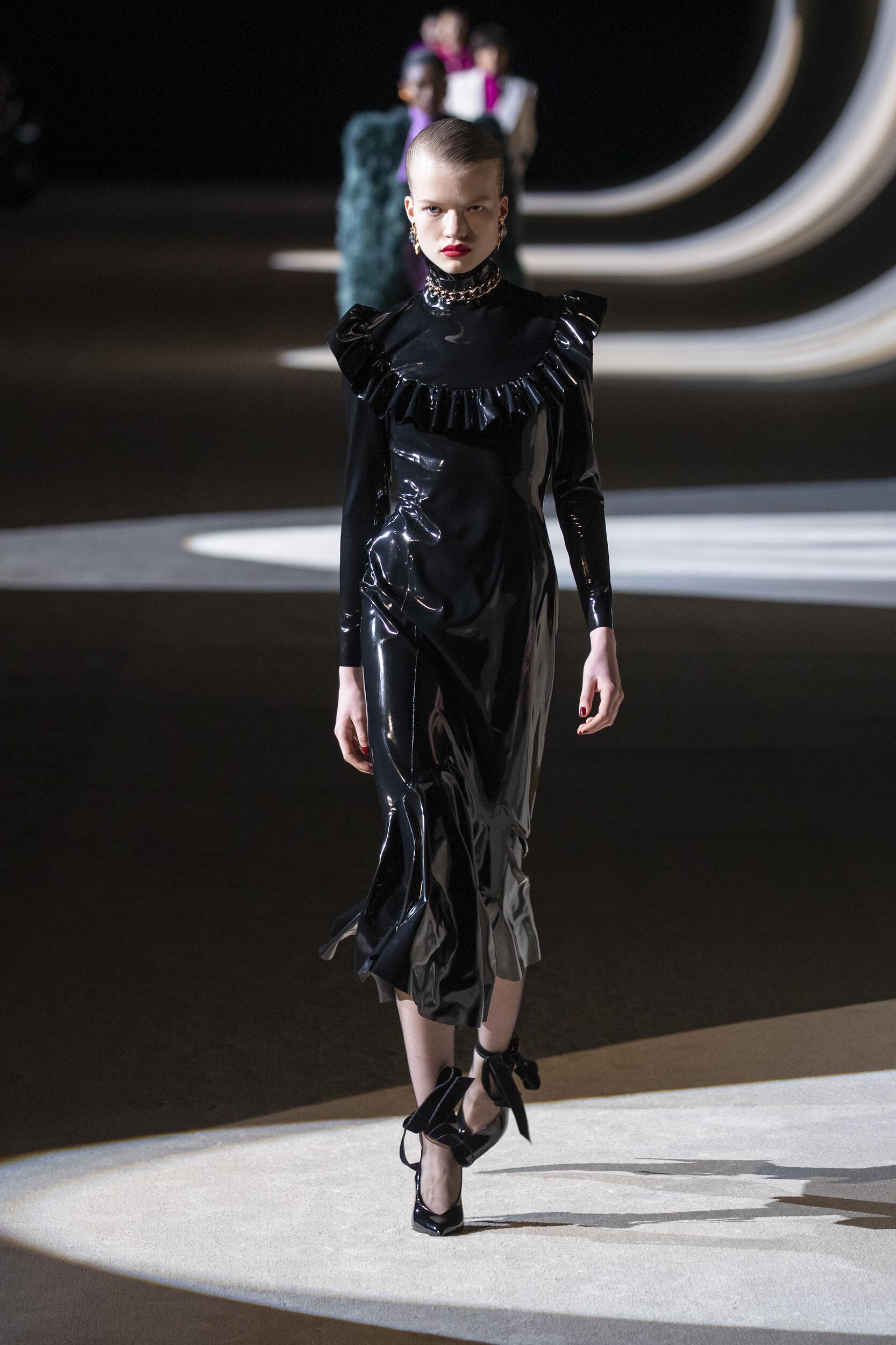 Womenswear Winter Saint Laurent 2020