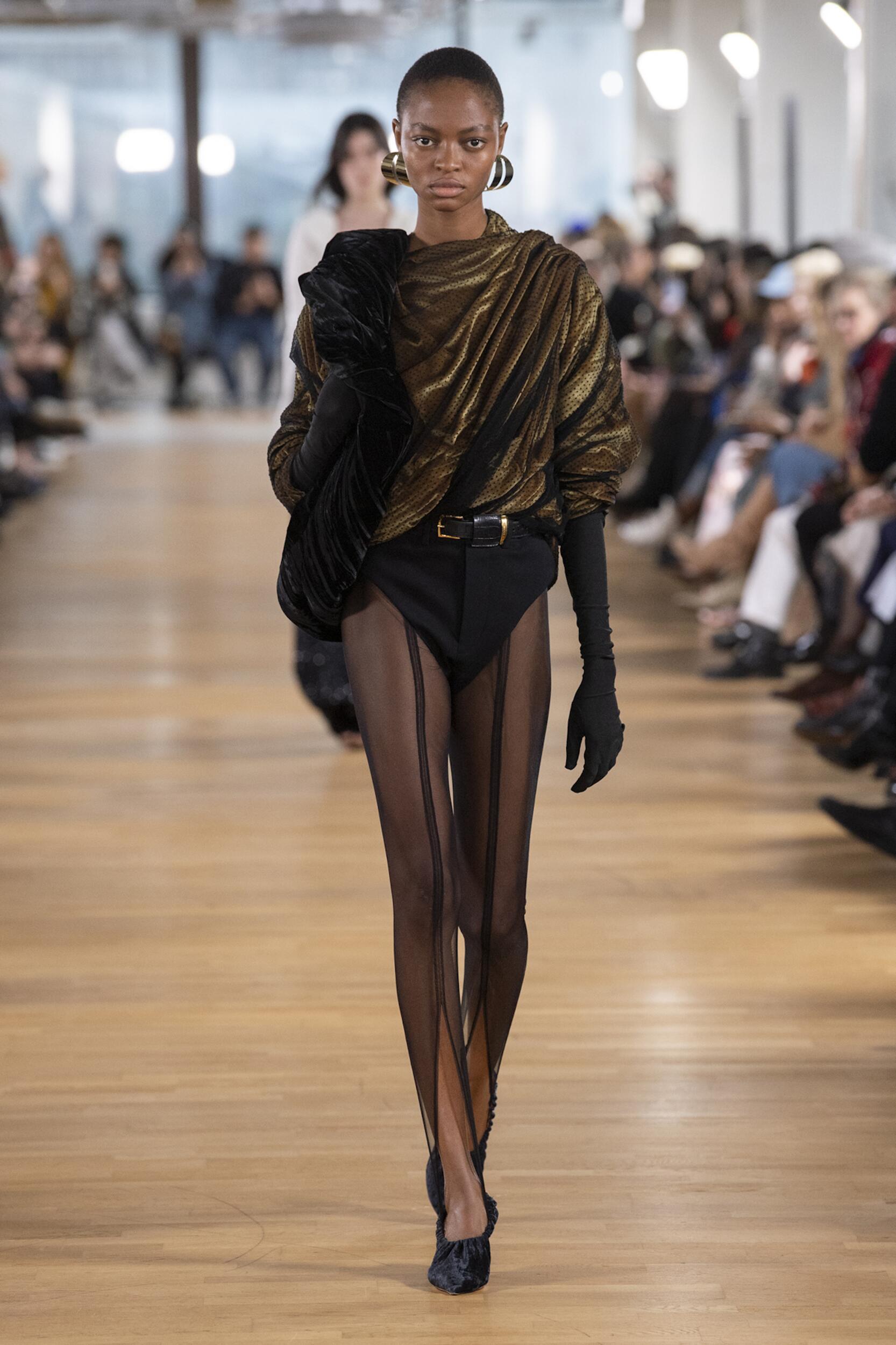 Y/Project 2020 Paris Women Trends